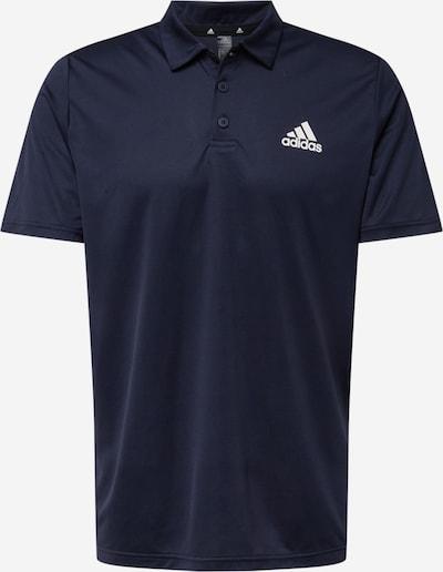 ADIDAS PERFORMANCE Functioneel shirt in de kleur Nachtblauw / Wit, Productweergave
