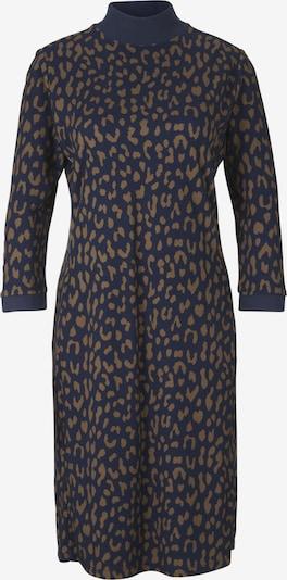 heine Kleid in marine / braun, Produktansicht