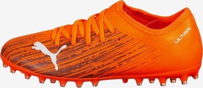 PUMA Fußballschuh 'ULTRA 3.1 MG' in orange / schwarz / weiß, Produktansicht
