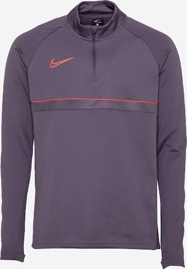 NIKE Camiseta deportiva 'Academy' en berenjena / rojo claro, Vista del producto