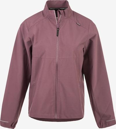 ENDURANCE Sportjas 'Odosia' in de kleur Grijs / Lavendel, Productweergave