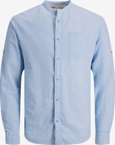 JACK & JONES Skjorte 'KENDRICK' i lyseblå, Produktvisning