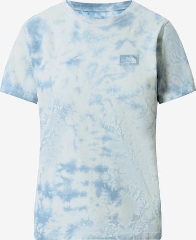 THE NORTH FACE Tee  'BOTANIC DYE' in blau, Produktansicht
