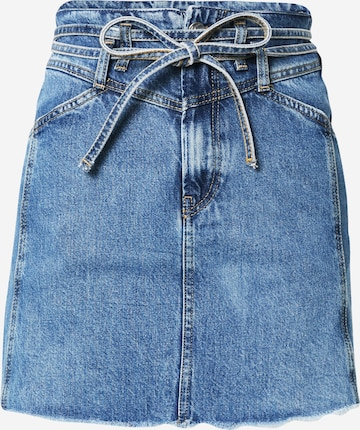 Gonna 'RAISA' di Pepe Jeans in blu