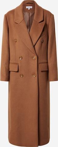 EDITED Ανοιξιάτικο και φθινοπωρινό παλτό 'Doreen' σε καφέ