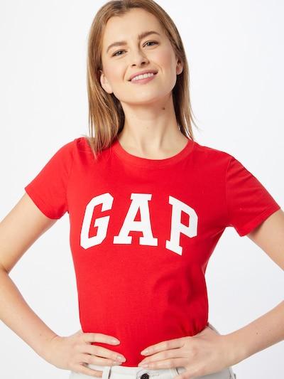 piros / fehér GAP Póló: Elölnézet