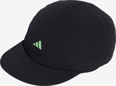 ADIDAS PERFORMANCE Sportcap in neongrün / schwarz, Produktansicht