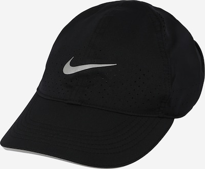 NIKE Αθλητικό τζόκεϊ σε μαύρο / ασημί, Άποψη προϊόντος