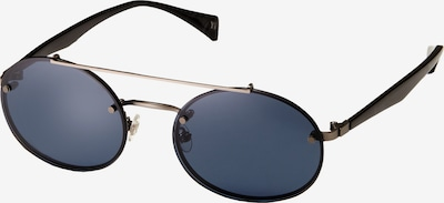 Y's Sonnenbrille YS7002-403 in azur / grau / dunkelgrau / schwarz, Produktansicht