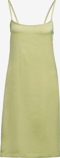 ADIDAS ORIGINALS Kleid 'Adicolor' in gelb / weiß, Produktansicht
