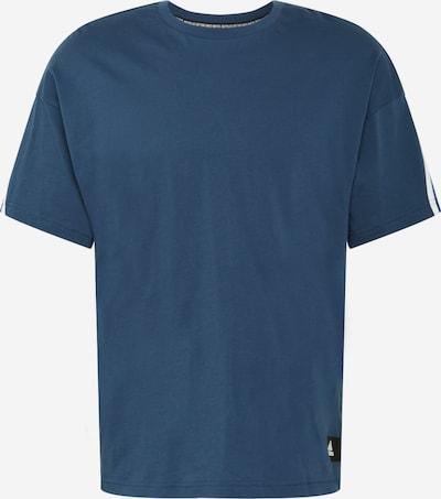 ADIDAS PERFORMANCE Functioneel shirt in de kleur Duifblauw / Zwart / Wit, Productweergave
