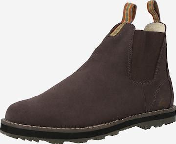 QUIKSILVER Boot 'BOGAN' in Brown