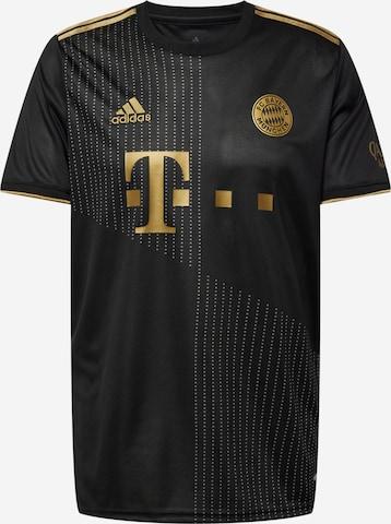 ADIDAS PERFORMANCE Trikot 'Bayern München' in Schwarz