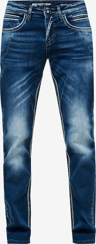 Rusty Neal Jeans-Hose in Blau