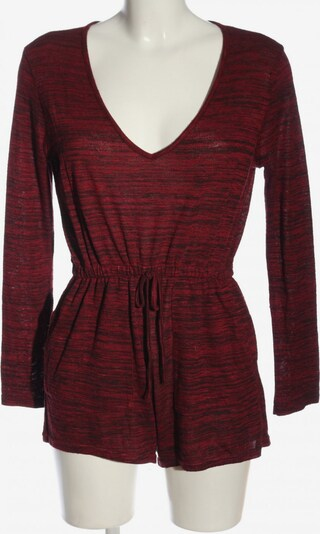 BDG Urban Outfitters Kurzer Jumpsuit in S in rot, Produktansicht