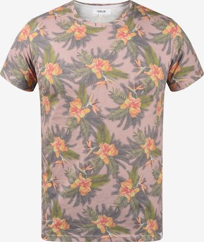 !Solid T-Shirt 'Faik' in pink, Produktansicht
