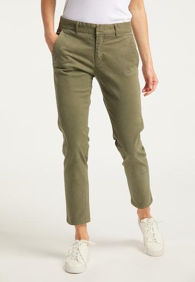 DreiMaster Vintage Hose in khaki, Modelansicht