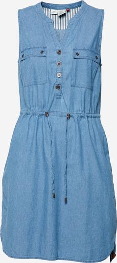 Ragwear Kleid 'ROISIN' in blau, Produktansicht