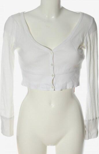 Xanaka Bolero in S in weiß, Produktansicht