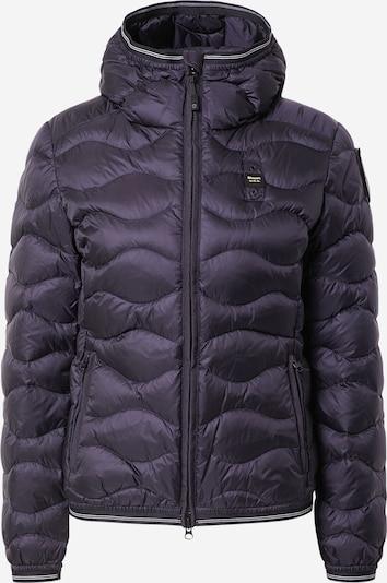 Blauer.USA Starpsezonu jaka, krāsa - indigo, Preces skats