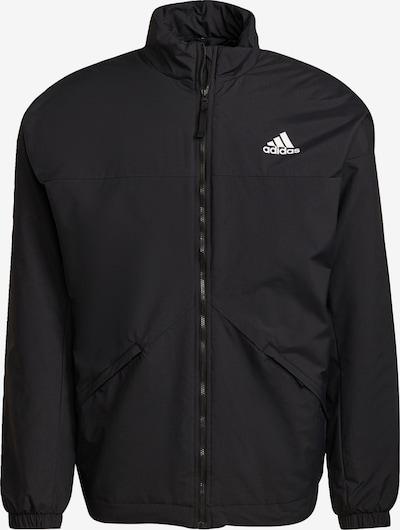 ADIDAS PERFORMANCE Outdoor jakna u crna / bijela, Pregled proizvoda