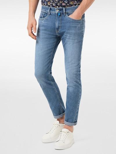 PIERRE CARDIN Jeans 'Lyon' in blue denim, Modelansicht