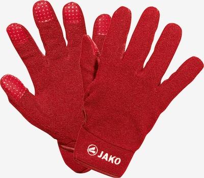 JAKO Handschuh in rot, Produktansicht