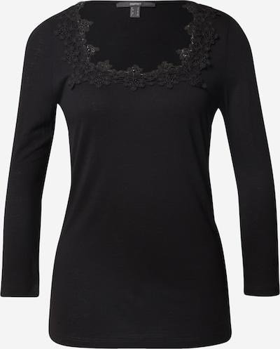 Esprit Collection Shirt 'Vero' in schwarz, Produktansicht