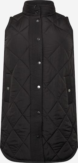 KAFFE CURVE Bodywarmer 'Malena' in de kleur Zwart, Productweergave
