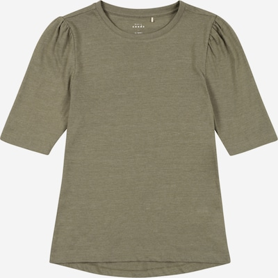NAME IT Shirt 'Vivaldi' in khaki, Produktansicht