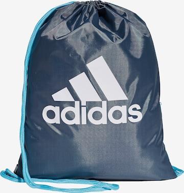 ADIDAS PERFORMANCE Athletic Gym Bag in Blue