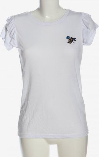 Fresh Made T-Shirt in XS in weiß, Produktansicht