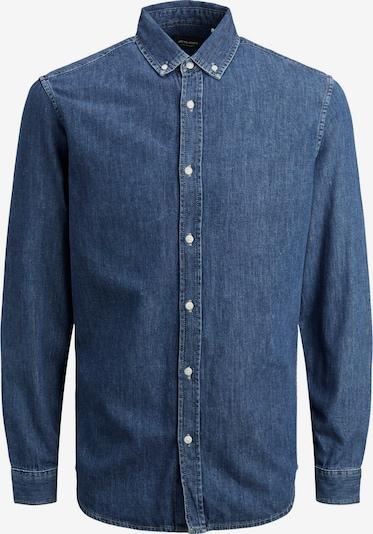 JACK & JONES Krekls 'Felix', krāsa - zils džinss, Preces skats
