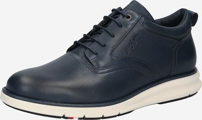 TOMMY HILFIGER Sportske cipele na vezanje u tamno plava, Pregled proizvoda