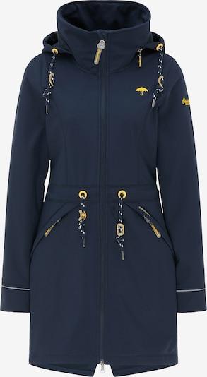 Demisezoninis paltas iš Schmuddelwedda , spalva - tamsiai mėlyna, Prekių apžvalga