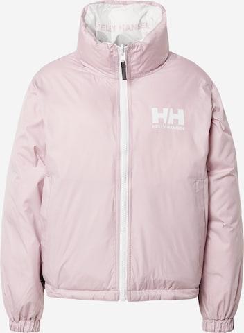 HELLY HANSEN Jacke in Pink