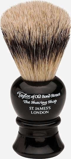 Taylor of Old Bond Street Rasierpinsel in schwarz, Produktansicht