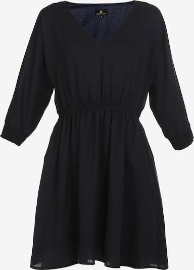 DreiMaster Klassik Kleid in kobaltblau, Produktansicht