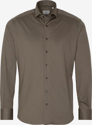 ETERNA Langarm Hemd MODERN FIT in braun, Produktansicht