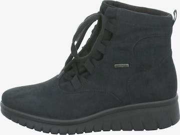 Westland Lace-Up Ankle Boots 'Calais' in Black