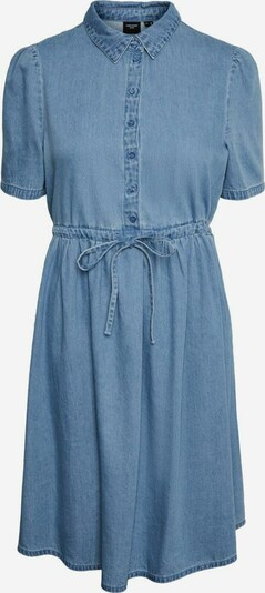 VERO MODA Kleid in blue denim, Produktansicht
