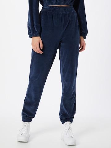 Pantaloni 'Fiona' di ABOUT YOU in blu