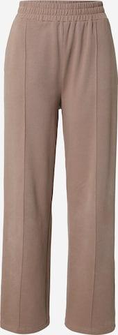 A LOT LESS Spodnie 'May' w kolorze beżowy