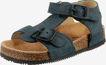 EN FANT Sandale 'Buckles' in Blau
