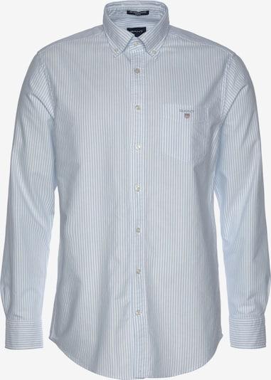 GANT Hemd in hellblau / weiß, Produktansicht