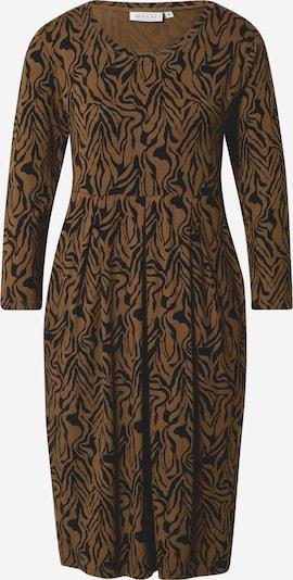 Masai Kleid 'Noma' in braun / schwarz, Produktansicht