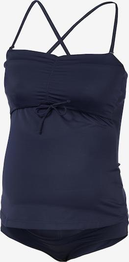 BOOB Tankini 'FastFood' in nachtblau, Produktansicht