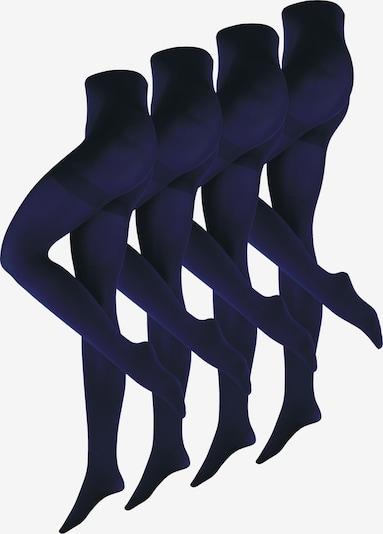 Nur Die Collant ' Blickdicht ' en bleu foncé, Vue avec produit