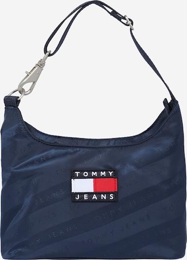 Tommy Jeans Tasche in navy / nachtblau / feuerrot / weiß, Produktansicht
