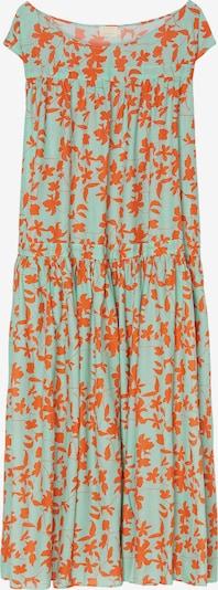 Marc O'Polo Kleid in mint / orange, Produktansicht